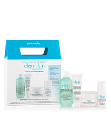 clear days ahead acne trial kit