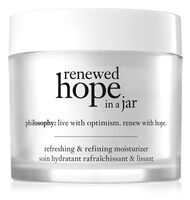 philosophy, renewed hope in a jar 2oz. moisturizerglobal.image