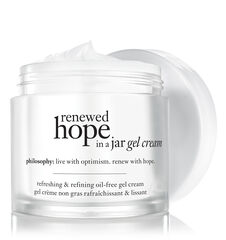 philosophy, renewed hope in a jar gel cream
