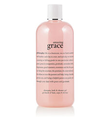 amazing grace shampoo, bath & shower gel