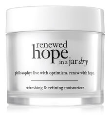 renewed hope in a jar dry refreshing & refining moisturizer for dry skin