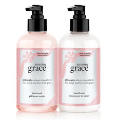 amazing grace 20th birthday hand duo collection