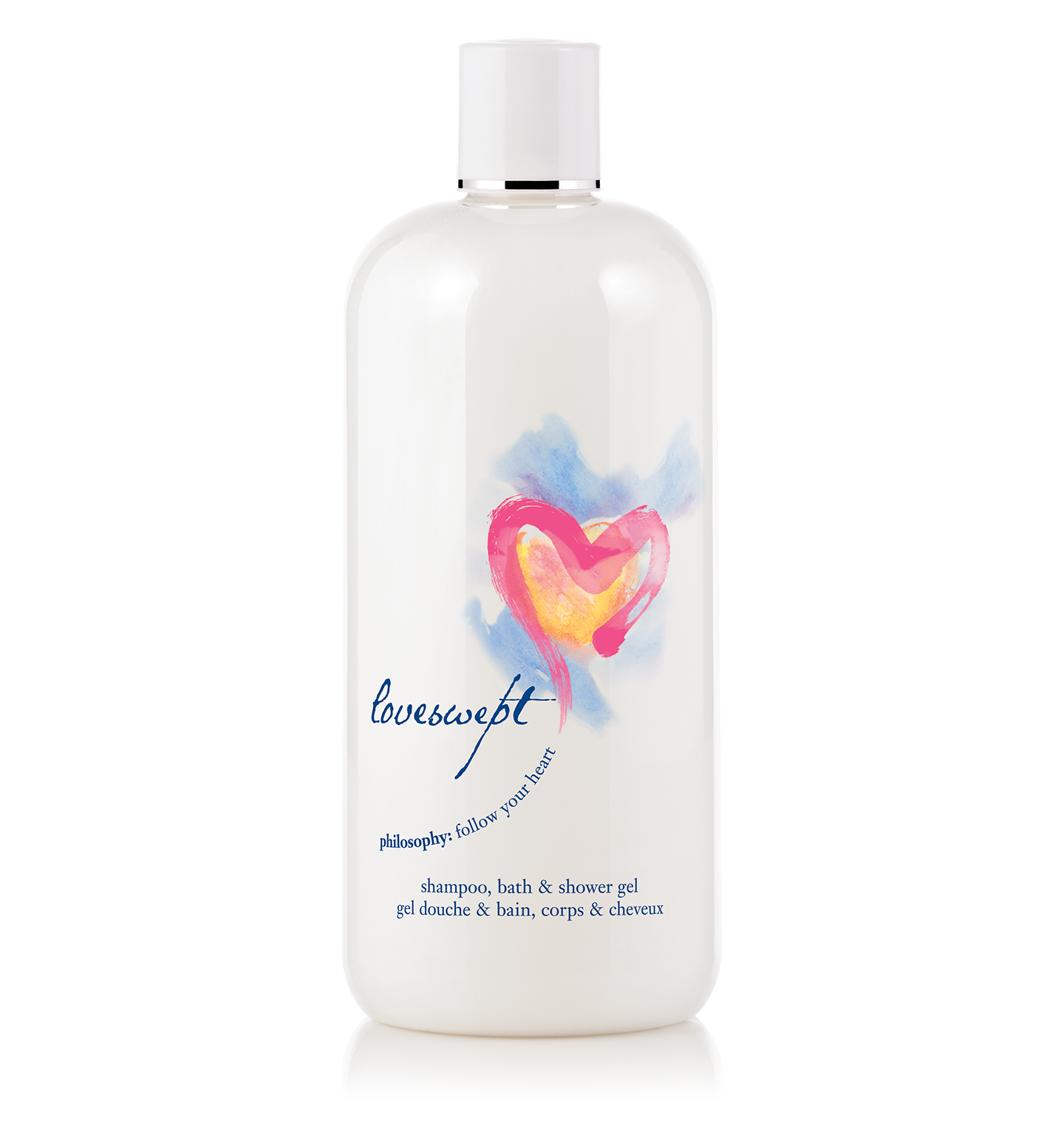 philosophy, loveswept shower gel